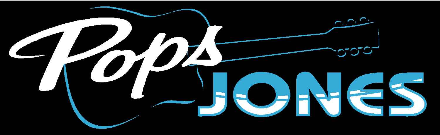 Pops Jones Logo